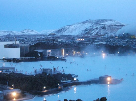 Blue Lagoon Iceland: Tranquil