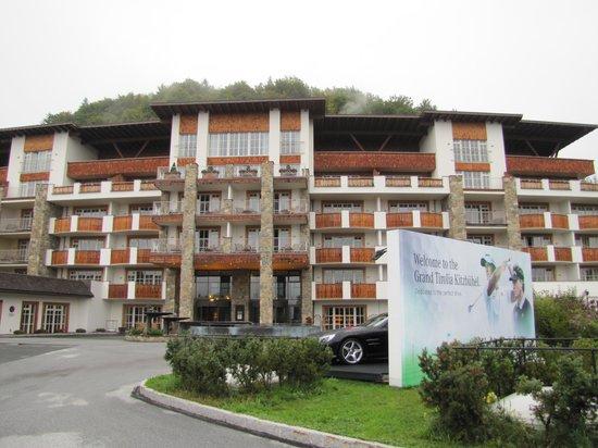 Grand Tirolia: Hotel Tirolia