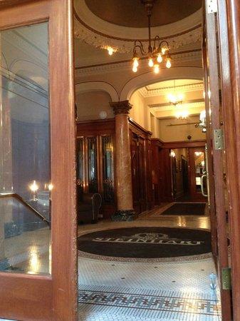 Steinhart: Love the entrance & lobby area