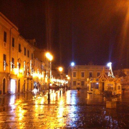 Ottone Primo : La Piazza Matteotti