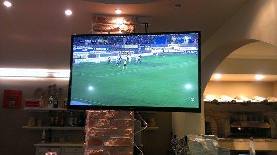 Nugola, Italy: Serie A, Champions League, Europa League