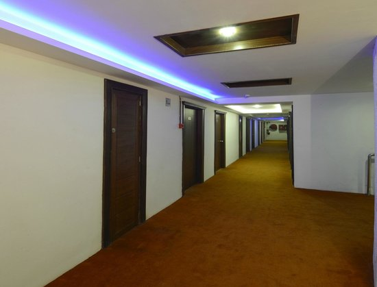 Hotel Atithi, Agra: CORRI DOOR