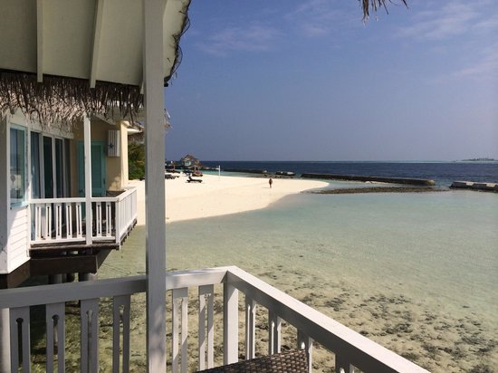 Ellaidhoo Maldives by Cinnamon : Наш дом на Новый год!
