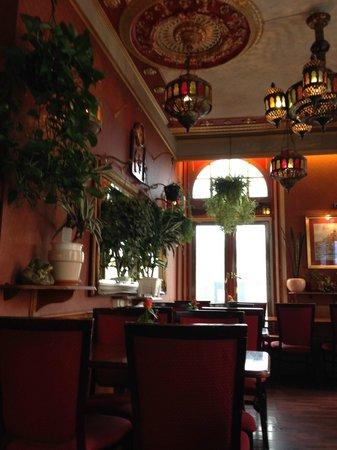 Hotel Nadia : Frühstücksraum