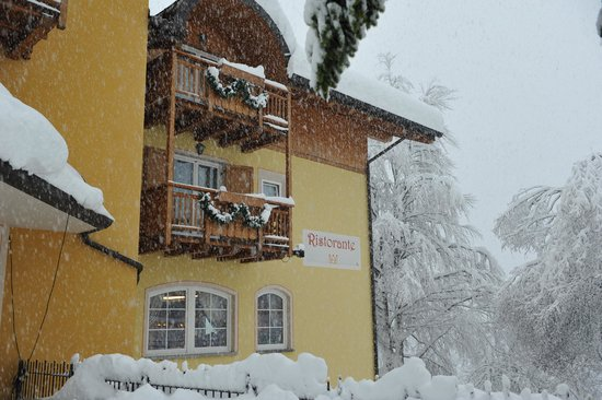 Hotel Chalet all'Imperatore: prospetto Hotel