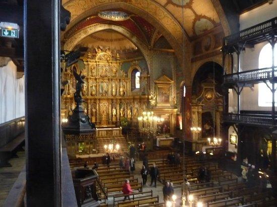 Eglise Saint-Jean-Baptiste : St Jean Baptiste à St Jean de Luz 25 décembre 2013