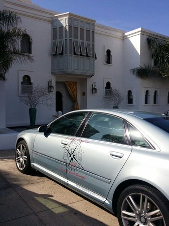 Red Label Experience in Riad Villa Blanche.  Agadir
