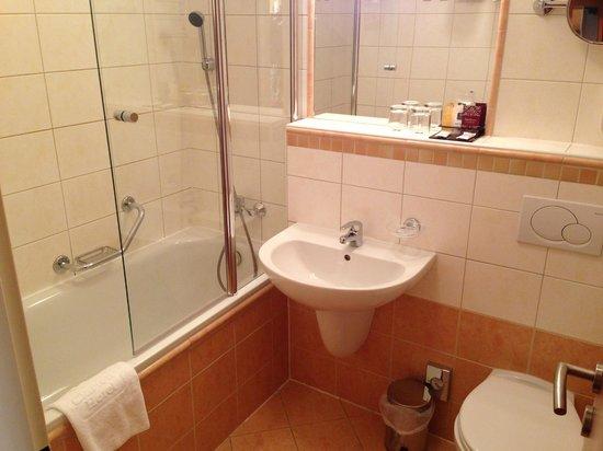 Clarion Congress Hotel Ostrava: Bathroom