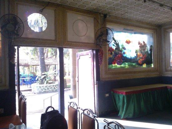 Pali Beach Resort: Resturant View