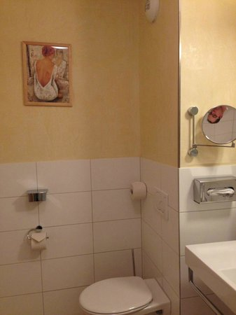 Hotel Krone Langenegg: Bad