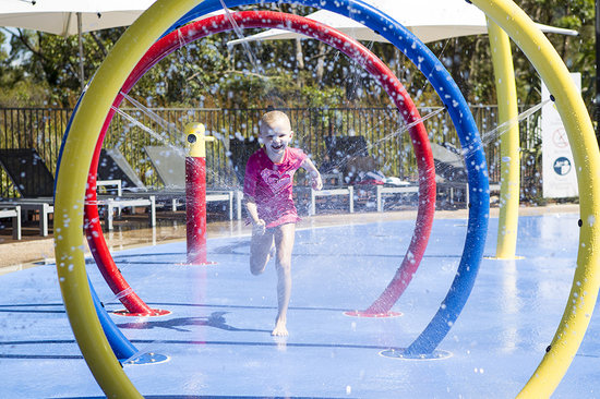 RACV Noosa Resort: The kids will be entertained for hours !