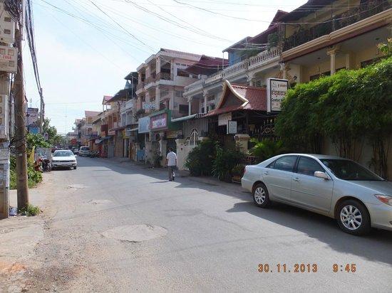 Comfort House : Pleasant street