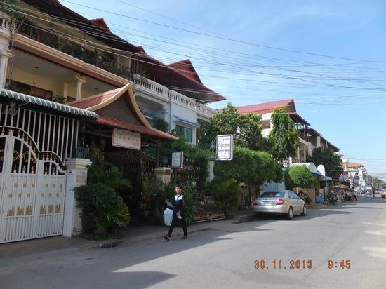 Comfort House : The street