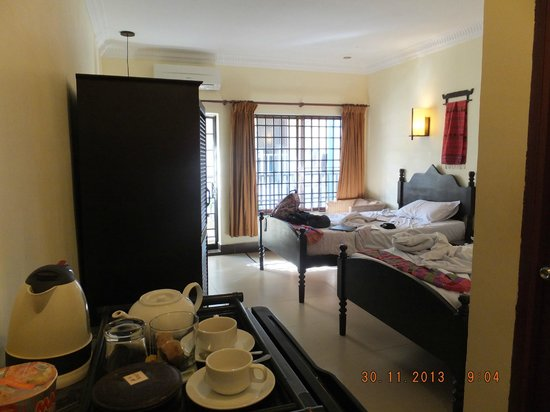 Comfort House : Spacious Room...yes