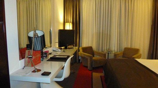 WestCord Fashion Hotel Amsterdam : room 609