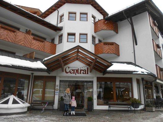 Hotel Central : Ingresso principale