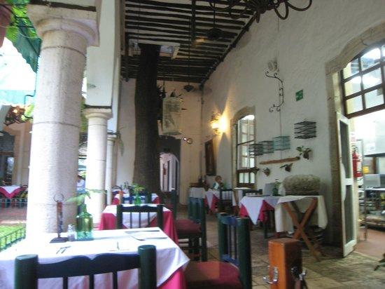 Restaurante El Meson del Marques: Le restaurant
