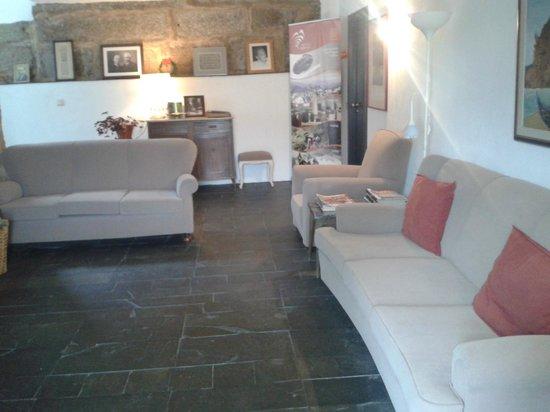 Quinta da Vila: Shared living room