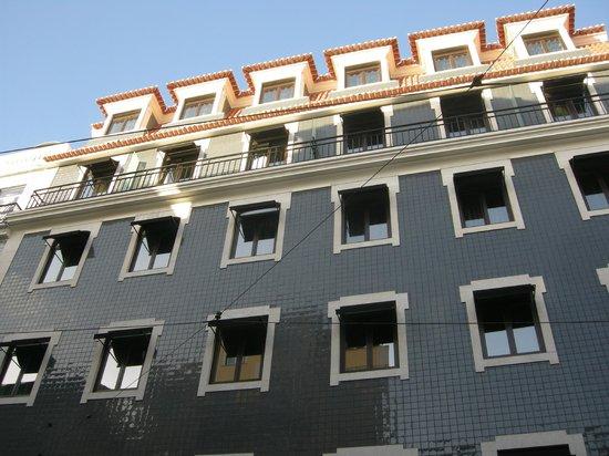 9 Hotel Mercy: Aussenfassade