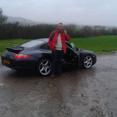 Drive Southwest: 911 and me at Glastonbury