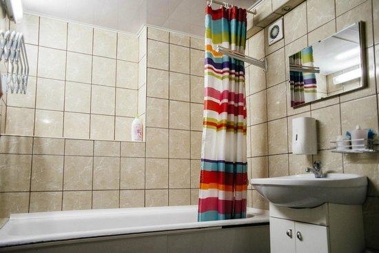 Vilnius Home B&B: Bathroom