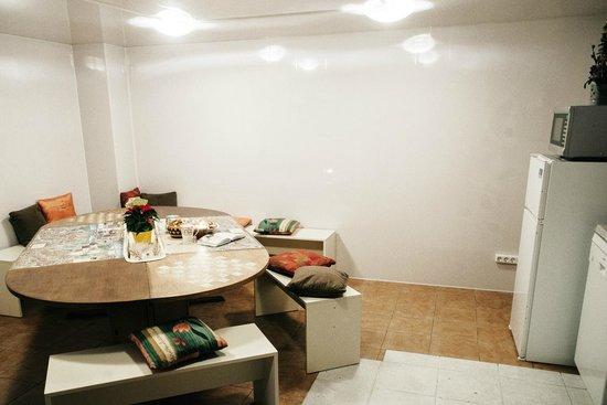 B&B Vilnius Home: Kitchen