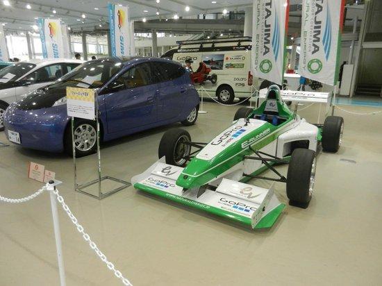 Mega Web : race car