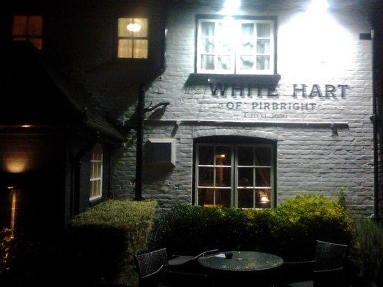 The White Hart: White hart