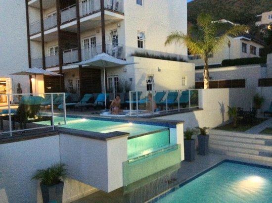 Glen Boutique Hotel & Spa: appéritif