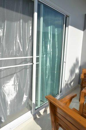 Kasemsuk Guesthouse : Балкон