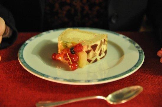 Hôtel Roess: Dessertbeispiel