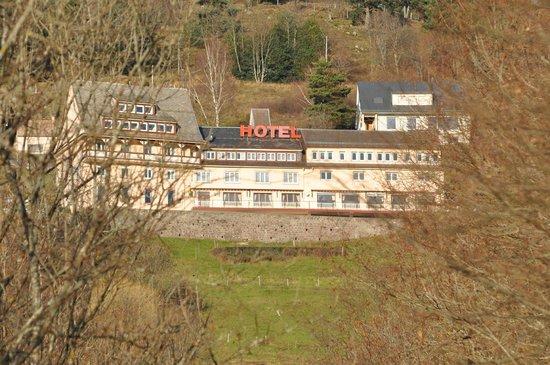 Hôtel Roess: Vom Tal aus gesehen