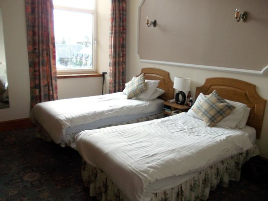 Duke of Gordon Hotel: Room 110
