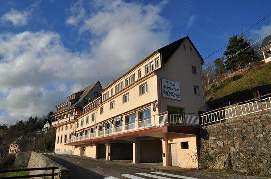 Hôtel Roess: Nach Süden ausgerichtet