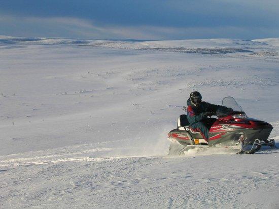 Hotel Jussantupa: Winter activities