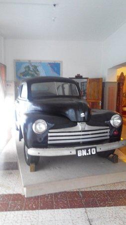 Bukit Menumbing: Bung Karno's car