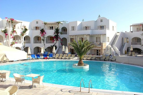 Aegean Plaza Hotel: отель