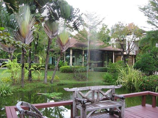 Crown Lanta Resort & Spa: hotelområdet