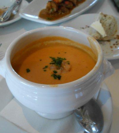 BRIO Tuscan Grille: Lobster Bisque