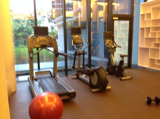 Days Hotel Singapore At Zhongshan Park: gym