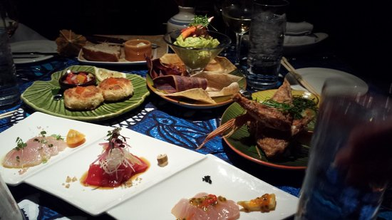 Mama's Fish House: Appetizers