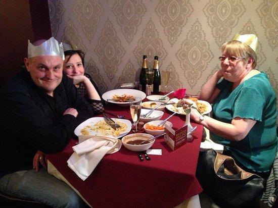 Silsila Indian Restaurant & Takeaway: HAPPY CUSTOMERS
