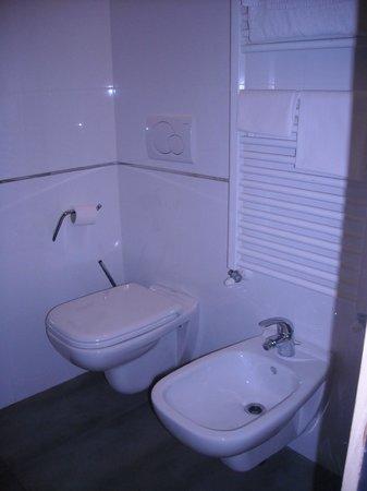 Bed and Breakfast Camollia: Banheiro