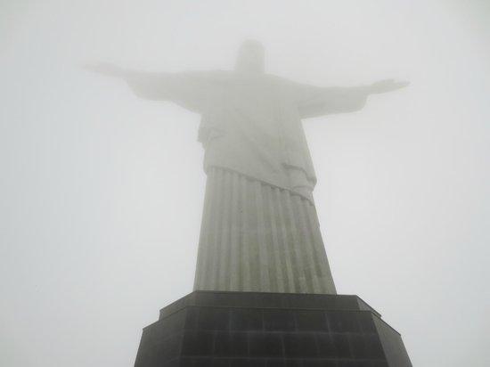 Luis Darin Tour Guide In Rio: Christ The Redeemer
