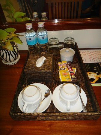 MotherHome Guesthouse: coffee/tea/water served daily