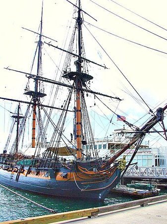 Marriott Marquis San Diego Marina: Oldest Steel Hull Sailing Ship