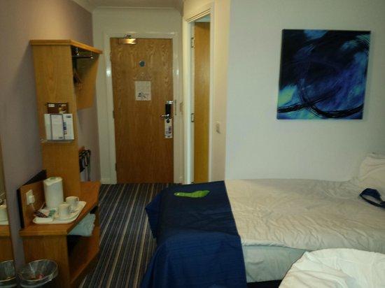 Holiday Inn Express Birmingham NEC: Standard Twin Room