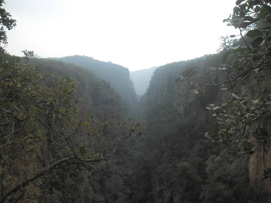 Pachmarhi, India: Awful view from Handikhoh
