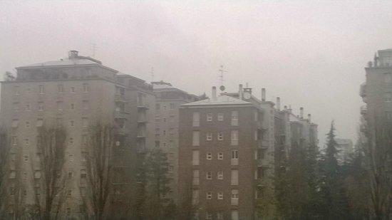 Ibis Milano Ca Granda: vista dalla stanza