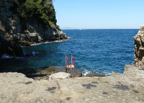 Villaggio Santa Fortunata Campogaio: plage